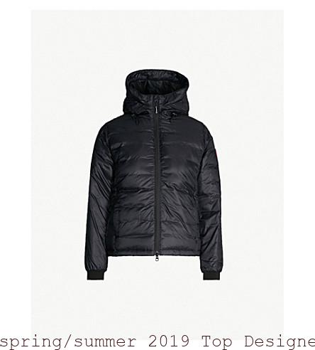 f13ffd5c2b95 spring summer 2019 Top Designer Qualities CANADA GOOSE Camp shell-down  jacket Canada Goose Gloves Womens Uk 7215758